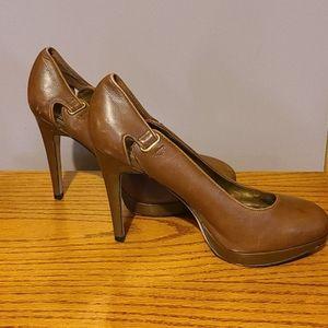 """4"""" Leather Heels"""